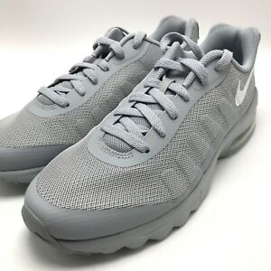 Details about Nike Air Max Invigor Men's Running Shoes Wolf Grey White 749680 005