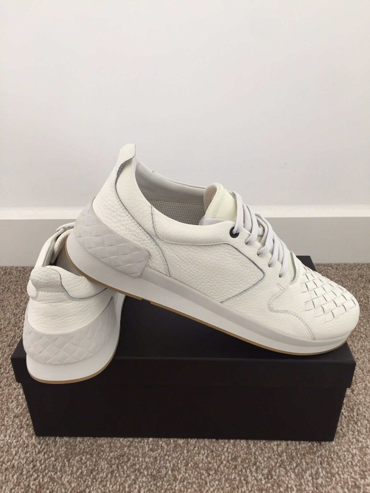 Bottega Veneta Grand Running Sneaker BNWB UK10 (44) RRP  Selling For  NS