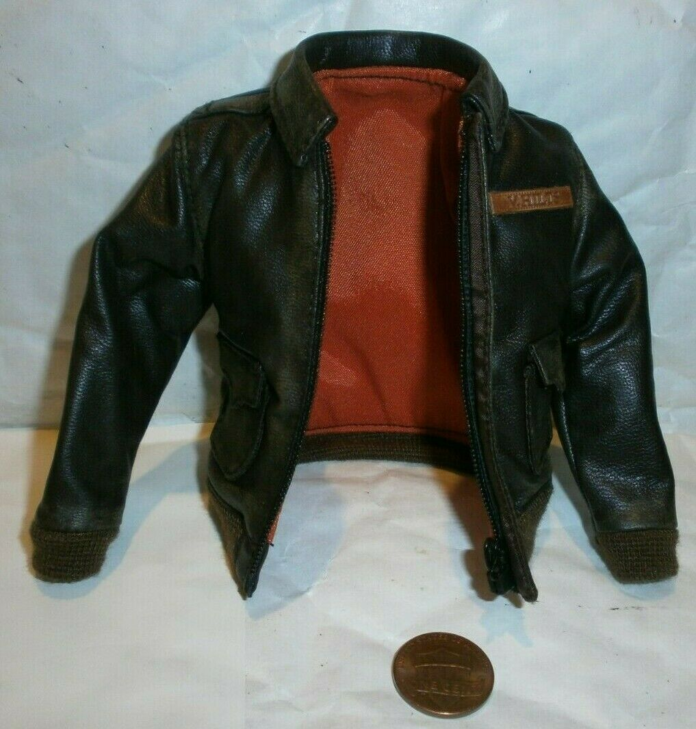 Star ace Steve McQueen flying jacket 1 6th scale toy accessory