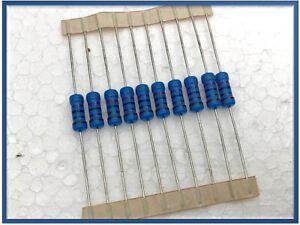 120 Ohm Resistenze 1 quarto Watt strato metallico 1/% 5pezzi