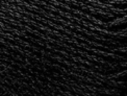 PATONS TOTEM 8PLY WOOL 50G BALL BLACK #4330