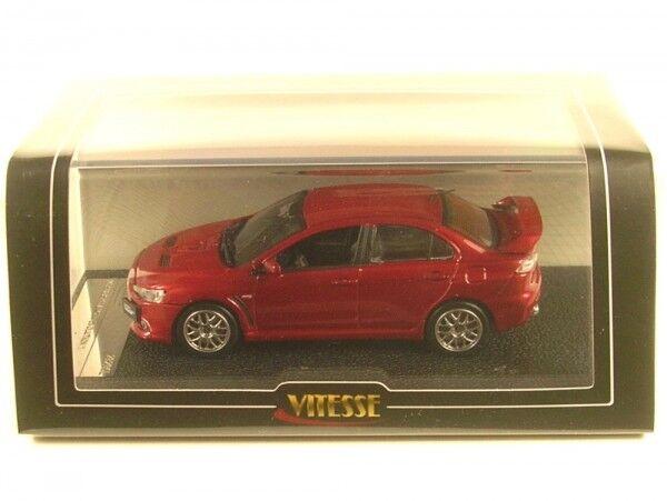 Mitsubishi Lancer Evolution Evolution Evolution x (Red Metallic) 4efde1