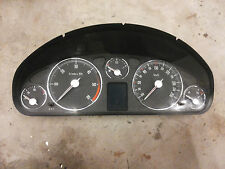 PEUGEOT 407 COUPE 2.0 DIESEL INSTRUMENT CLUSTER SPEEDO CLOCKS LHD A2C53106013