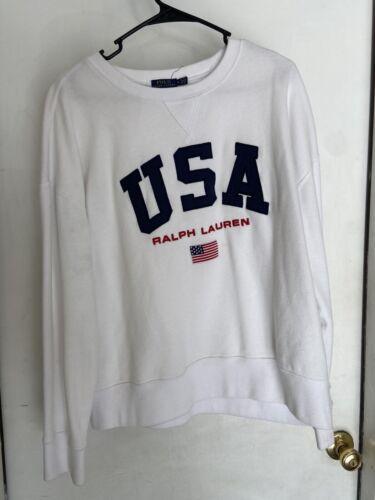 Polo Ralph Lauren Polo USA Sweatshirt Gray Men's S