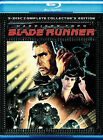 Blade Runner - The Complete Collectors Edition (Blu-ray Disc, 2007, 5-Disc Set)