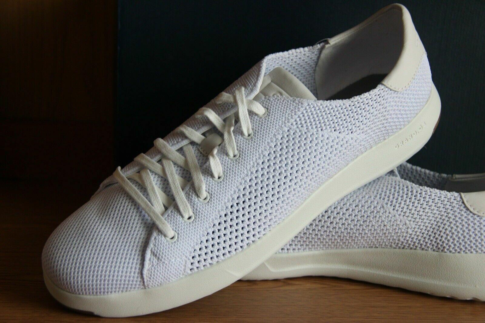 Cole Haan grandpro tenis stitchlite Tenis Hombres en blancoo Talla 12 C26626