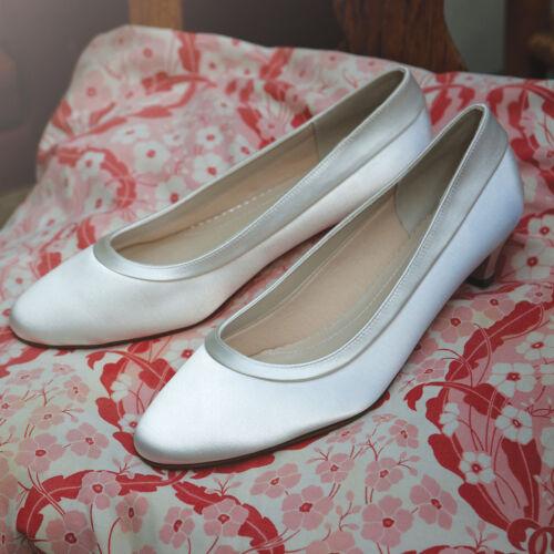Größe 36-42 Accessoires Hochzeit Schuhe Brautschuhe Brenda Soft Bliss
