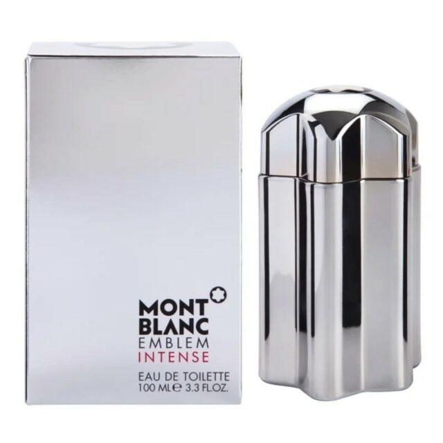 Emblem Intense by Mont Blanc, 3.3 oz EDT Spray for Men