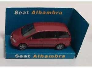 1-87Herpa-Seat-Alhambra-VW-Sharam-Ford-Galaxy-cochesaescala-5CM-HO-H0