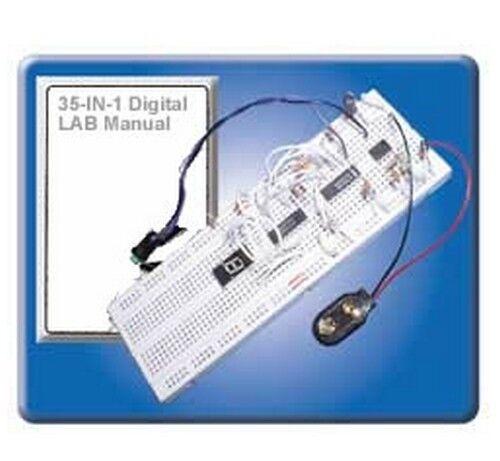 KitsUSA BBK-2 35 IN 1 DIGITAL LAB KIT no soldering