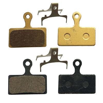 MTB Bike Disc Brake Pads for Shimano BR-M985,M666,M785,S700 XTR XT SLX Springs
