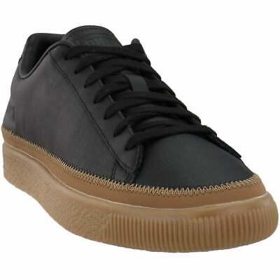puma basket trim prm lace up mens sneakers shoes casual