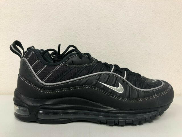 Nike Air Max 98 Oil Grey Size 10 Nike-40744013 100 Authentic DS