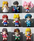 Sailor Moon Deformed Figure Giochi Preziosi Bambole doll locket