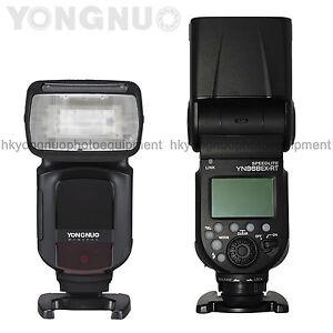 Yongnuo-YN968EX-RT-LED-Wireless-Flash-Speedlite-Master-TTL-HSS-for-Canon-Camera