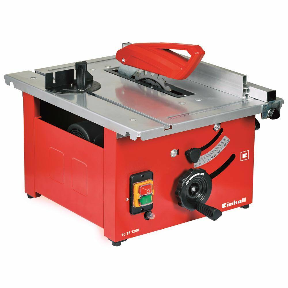 Einhell Tischkreissäge TC-TS 1200 | 1200 Watt