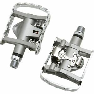 Shimano-PD-M324-SPD-One-Sided-MTB-Bike-Clipless-Pedals-and-Cleats