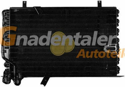 Condensateur Pour Climatisation Climat Refroidisseur 5er /& 5er Touring BMW e34 à partir de 1989