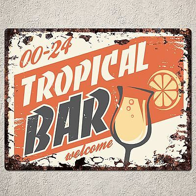 PP0078 Rustic Long Beach Parking Plate Sign Bar Pub Cafe Restaurant Decor Gift