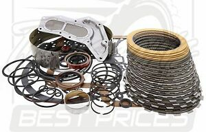 ford c6 4x4 transmission rebuild kit