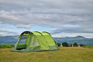 Image is loading 4-Berth-Tent-4-Man-Quick-Erect-Tent- & 4 Berth Tent 4 Man Quick Erect Tent Festival Tent Camping Tent ...