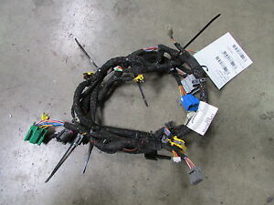 mclaren mp4 12c body wire harness, used, p n 11m1135cp 01 ebay Bus Wire Harness image is loading mclaren mp4 12c body wire harness used p n