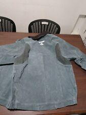New Listingmiller Leather Welding Jacket Large