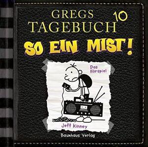 JEFF-KINNEY-GREGS-TAGEBUCH-10-SO-EIN-MIST-CD-NEW