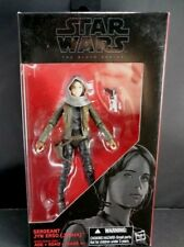 Hasbro Star Wars the Black Series Jyn Erso Action Figure ~WAY BELOW RETAIL~