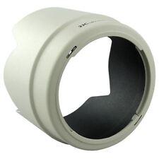 JJC White Petal Tulip Lens Hood for Canon 70-200mm F4L IS USM Replace Canon ET74