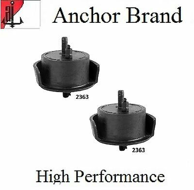 2 PCS FRONT LEFT /& RIGHT MOTOR MOUNT For 1971-1973 Ford PINTO 1.6L /& 2.0L