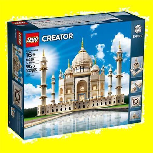 Lego Taj Mahal 10256 Sealed Expert Creator Set Kit 5923 Pieces DELIVERY OPTIONS