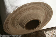 "Natural Canvas 100% Cotton 6 oz 60"" Wide x 50 Yard Roll, Artists, & All Purpose"
