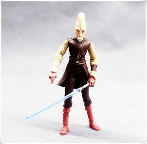 Ki-Adi Mundi Star Wars Loose 3.75 Action Figure Jedi Master