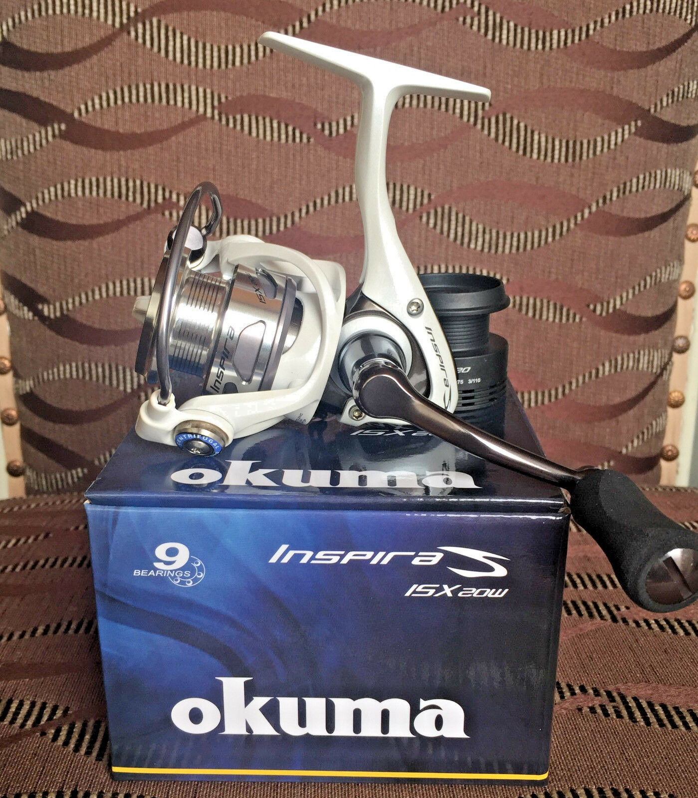 Okuma  Inspira ISX-20W FD Spinnrolle  authentic online
