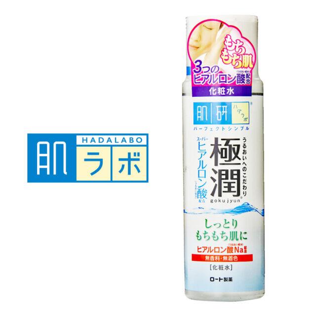 HADALABO☆Rohto Japan-Gokujyun Hyaluronic acid Lotion 170mL