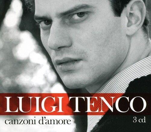 Luigi Tenco - Luigi Tenco [New CD] Italy - Import