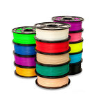 1.75 / 3mm 1 Roll 3D Printer Filament PLA /ABS Plastic Wire Rod High Quality