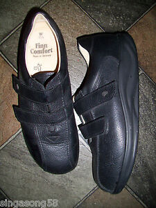 FINN-COMFORT-Leather-Flats-Made-in-Germany-Gents-Size-10-5