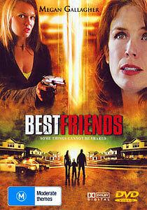 Details about Megan Gallagher BEST FRIENDS - MANIPULATIVE FRIENDSHIP  SABOTAGE THRILLER DVD