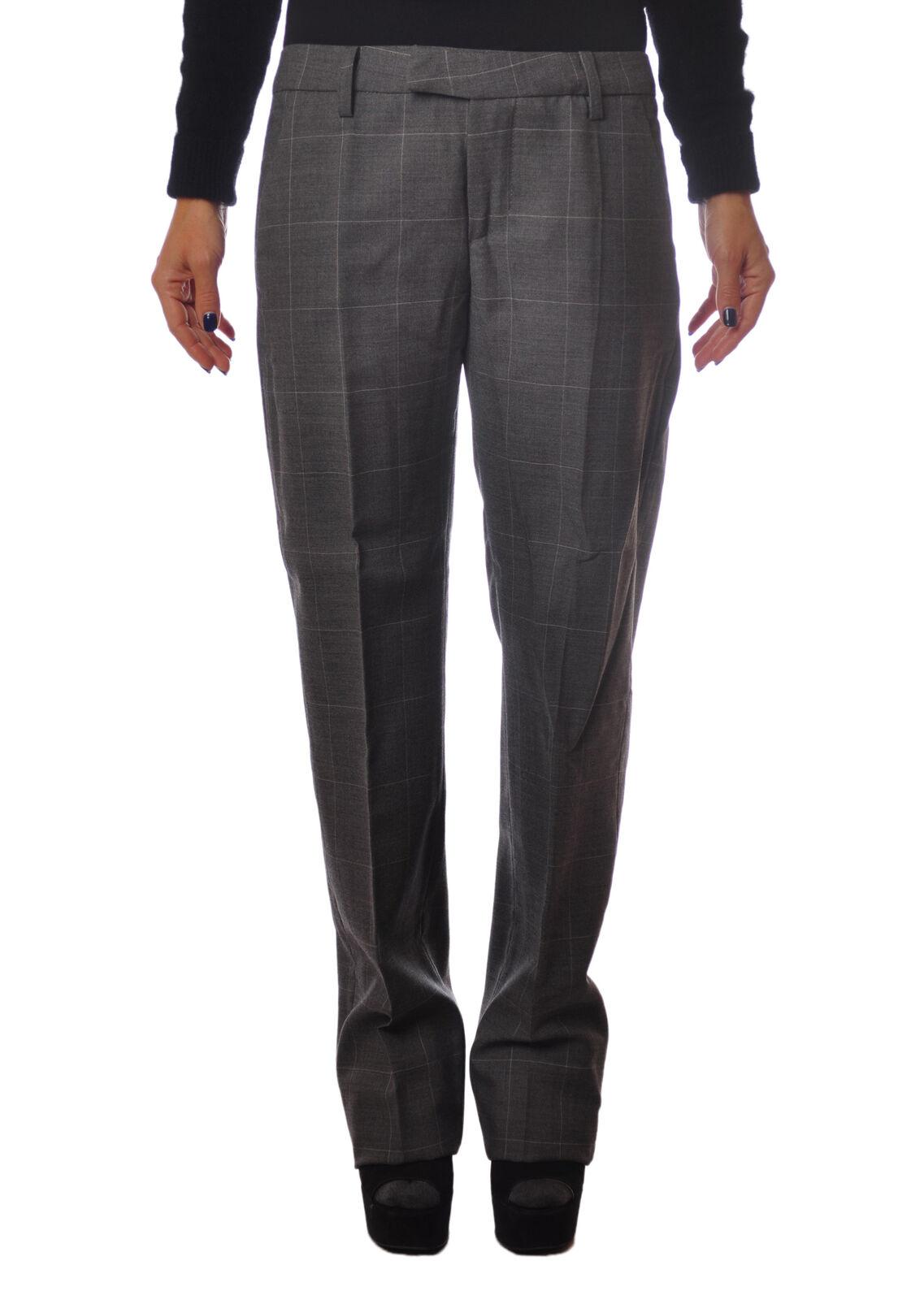 Dondup  -  Pants - Female - grau - 4613522A182641