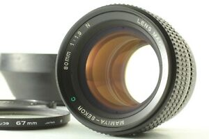 Eccellente-5-Mamiya-Sekor-C-80mm-F-1-9-N-per-M645-Super-1000S-TL-DAL-GIAPPONE-Pro-14921