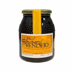 Miel Colmenares de Vendejo - Tarro de 1kg de Miel de Liébana - Cantabria