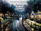 Thomas Kinkade : Paintings of Radiant Light by Philippa Reed and Thomas Kinkade (1995, Hardcover)