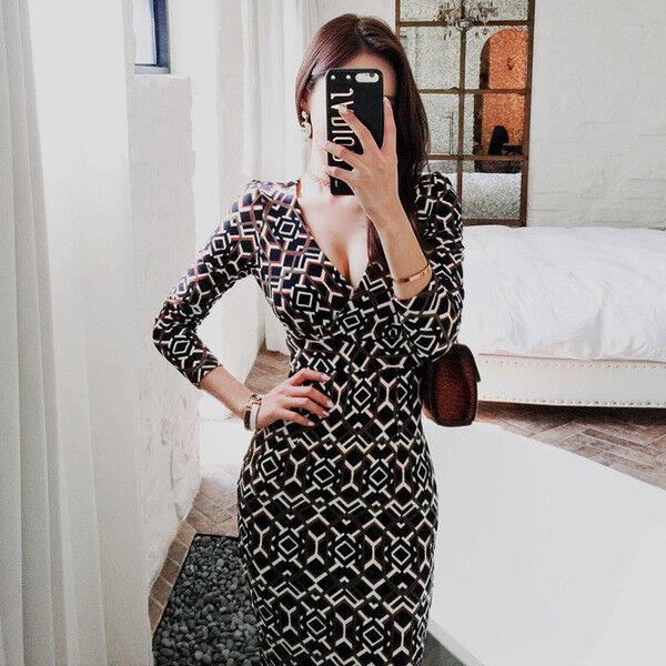 Élégant dress gown short sheath sheath sheath dress white coloured knee slim tight 3274 5d3659