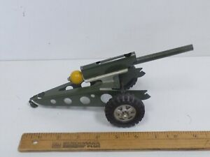 BUDDY-L-Mobile-Artillery-Unit-GUN-ONLY-Howitzer-Spring-Cannon-Spare
