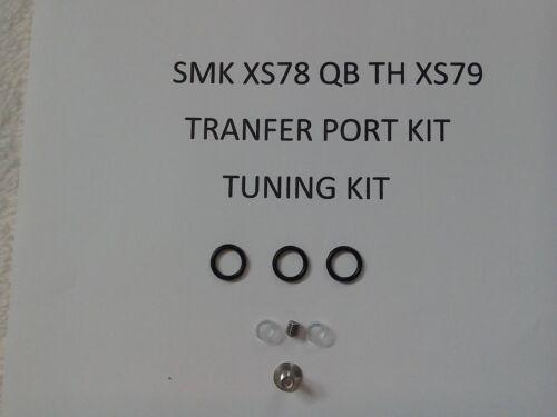 XS 79 transfert complet Port Kit SMK xs78 QB Th