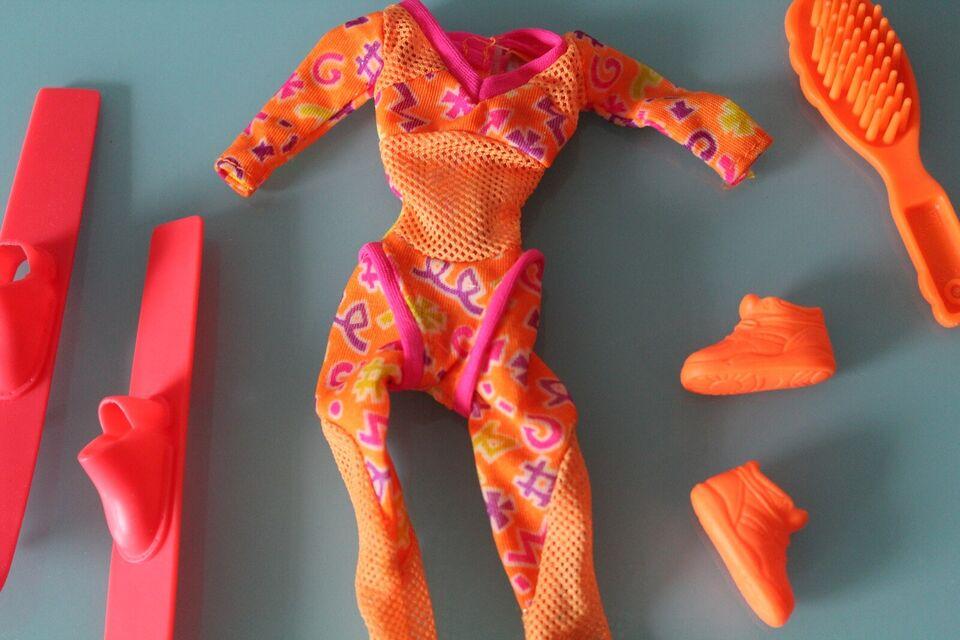 Barbie, Ski/gymnastik