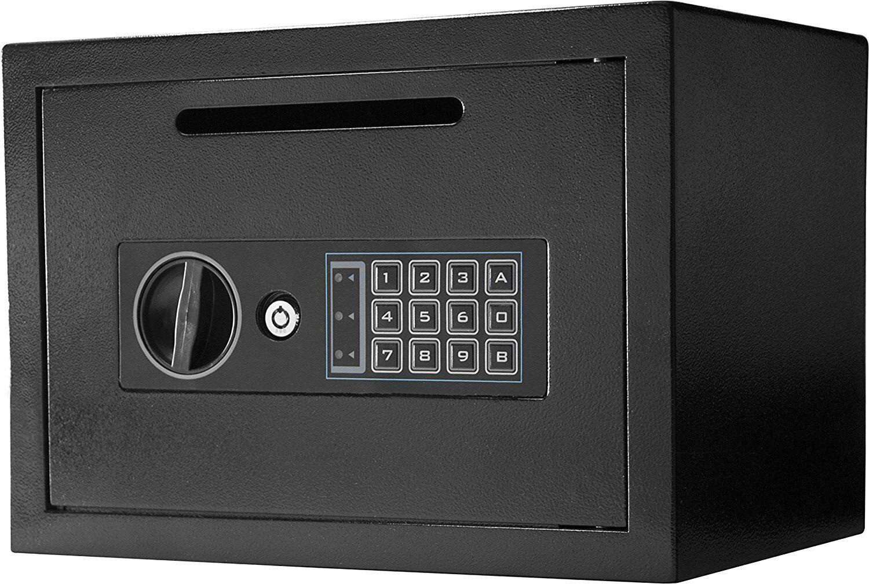 Barska AX11934 Compacto Teclado Depository seguro