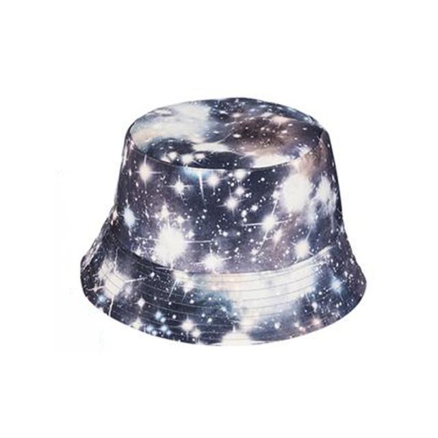57a69a6fb12 ... france galaxy bucket hat grey space solar system cosmos outer gift cap  dddcc f71eb